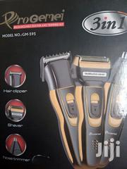 Progemei Rechargeable Shaver And Trimmer Set On Sale. | Tools & Accessories for sale in Nairobi, Roysambu
