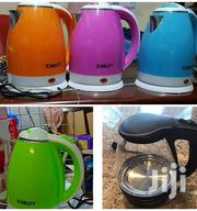 Colored Scarlet Electric Jug,Free Delivery Cbd | Kitchen Appliances for sale in Nairobi, Nairobi Central