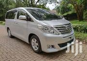 Toyota Alphard 2013 Silver | Buses & Microbuses for sale in Nairobi, Nairobi Central