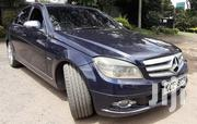 Mercedes-Benz C200 2009 Blue | Cars for sale in Nairobi, Kilimani