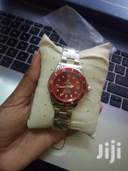Rolex Silver With Red Face | Watches for sale in Nairobi, Nairobi Central