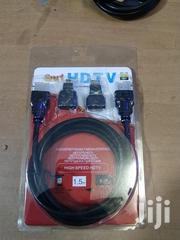 HDTV Cable (All HDMI Connectors Sizes ) Mini To Large | Accessories & Supplies for Electronics for sale in Nairobi, Nairobi Central