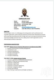 Driver's Opportunities | Driver CVs for sale in Nairobi, Nairobi South