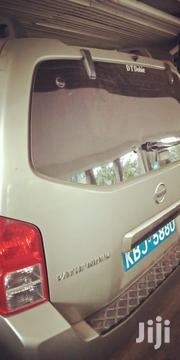 Nissan Pathfinder 2010 SE 4x4 Silver | Cars for sale in Nairobi, Mathare North