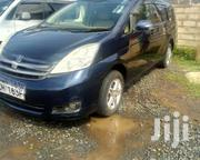 Toyota ISIS 2009 Blue   Cars for sale in Nairobi, Harambee