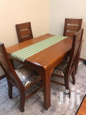 Dining Table And Seats