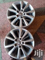 VOLKSWAGEN Rims Size'18 (Silver) Sett Of 4pcs. | Vehicle Parts & Accessories for sale in Nairobi, Nairobi Central