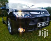 Mitsubishi Outlander 2013 SE (AWC) Black | Cars for sale in Nairobi, Lavington