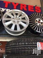 Sliver Sports Rims Sizes 15set Brand New | Vehicle Parts & Accessories for sale in Nairobi, Nairobi Central