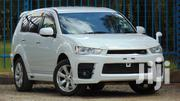 Mitsubishi Outlander 2012 White | Cars for sale in Nairobi, Kilimani