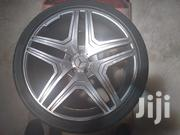 Original Mercedes Benz Alloy Wheels In Size 22 Inch With Tires | Vehicle Parts & Accessories for sale in Nairobi, Karen