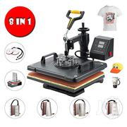 8 In 1 Sublimation Heat Press | Printing Equipment for sale in Nairobi, Nairobi Central