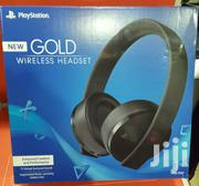 Gold Wireless Headset | Headphones for sale in Nairobi, Nairobi Central
