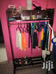 Hardwood Made Shoes And Clothes Rack | Furniture for sale in Mombasa, Bamburi