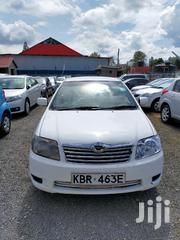 Toyota Corolla 2004 White | Cars for sale in Kiambu, Township C