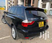BMW X3 2007 2.5si Sport Black | Cars for sale in Nairobi, Mugumo-Ini (Langata)
