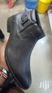 Male Official Boots With Rubber Sole Size 40-45 Available | Shoes for sale in Nairobi, Roysambu