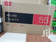 TCL Cuverd Smart 55inchs | TV & DVD Equipment for sale in Nairobi, Nairobi Central