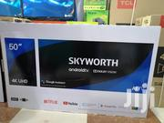 Skywoth 4K Smart TV Android 50inchs | TV & DVD Equipment for sale in Nairobi, Nairobi Central