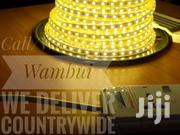 Warm White LED Strip 240v IP68 Waterproof SMD Decor Event Rope Lights | Home Accessories for sale in Homa Bay, Mfangano Island