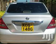 Nissan Tiida 2008 Silver | Cars for sale in Kiambu, Township E