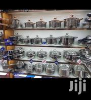 Stainless Steel Cookware Set | Kitchen & Dining for sale in Nairobi, Embakasi