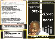 Books - The Mystery Of Open And Closed Dosed | Books & Games for sale in Nairobi, Kahawa
