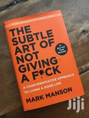 The Subtle Art Of Not Giving A Fuvk | Books & Games for sale in Nairobi, Kilimani