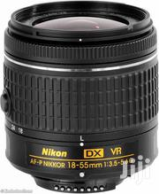 18-55mm AF-P VR With Autofocus For Nikon + Lens Hood | Accessories & Supplies for Electronics for sale in Uasin Gishu, Kapsoya