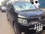 Toyota Voxy 2008 Black | Cars for sale in Mombasa, Changamwe