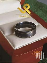 Double Gold Groove Tungsten Carbide  Wedding Band Ring | Jewelry for sale in Nairobi, Lower Savannah