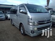 Toyota HiAce 2011 Silver   Buses & Microbuses for sale in Nairobi, Nairobi Central