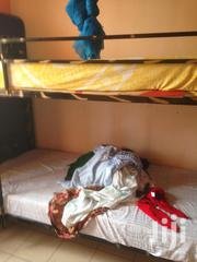 Double Decker Iron Bed Without Mattress | Furniture for sale in Nairobi, Lower Savannah