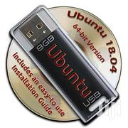 Ubuntu Linux 17.10 On A Bootable 8GB USB Flash Drive - 64-bit Version | Manufacturing Materials & Tools for sale in Nairobi, Embakasi