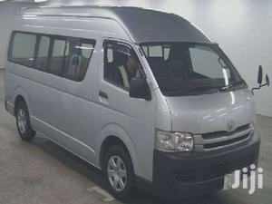 Toyota Hiace 2009 Model Not Locally Used.
