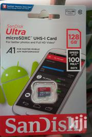 Sandisk 128GB Memory Card | Accessories for Mobile Phones & Tablets for sale in Nairobi, Nairobi Central