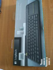 Logitech Wireless Keyboard and Touchpad | Musical Instruments & Gear for sale in Nairobi, Nairobi Central