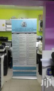 ROLLERUP BANNER PRINTING | Computer & IT Services for sale in Nairobi, Baba Dogo