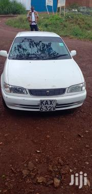 Toyota Corolla 2000 White | Cars for sale in Embu, Central Ward