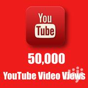 50,000 Youtube Views From All Over The World. | Other Services for sale in Nairobi, Parklands/Highridge
