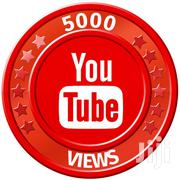 5,000 Youtube Views To Your Link From Around The Globe | Other Services for sale in Nairobi, Parklands/Highridge