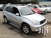 Toyota RAV4 2004 Silver | Cars for sale in Nakuru, Mau Narok