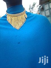 Ready Golden Choker Now Available Kindly Call Mi if Interested | Jewelry for sale in Kiambu, Ruiru