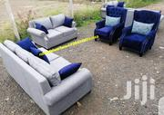 American Sofa And Two Wing Chair | Furniture for sale in Mombasa, Mkomani