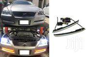 Toyota Mark X: Old Shape: Fog DRL Strip With Indicator | Vehicle Parts & Accessories for sale in Nairobi, Nairobi Central