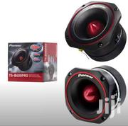 """Pioneer Ts-b400pro 4 Tweeters 500W"""" 