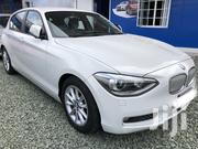BMW 116i 2013 White | Cars for sale in Nairobi, Nairobi South