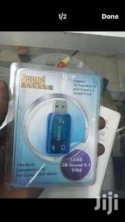 Usb Sound Card | Laptops & Computers for sale in Mombasa, Majengo