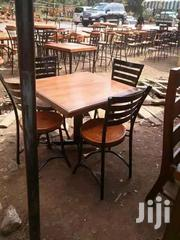 Mahogany Restaurant Table | Furniture for sale in Nairobi, Umoja II