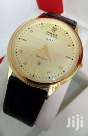 Leather Strapped Rolex Oyster Watch | Watches for sale in Nairobi, Nairobi Central